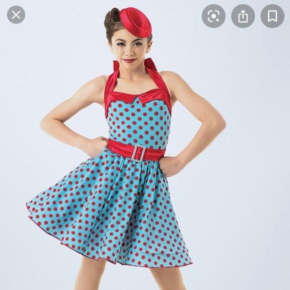 Weissman swing dress
